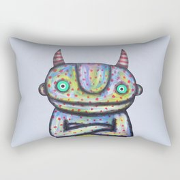 Devil with Good Intentions Rectangular Pillow