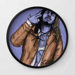 Meechy Darko. Wall Clock