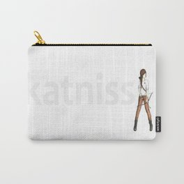 The Capitol Hates Me || Katniss Everdeen  Carry-All Pouch