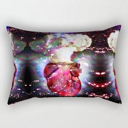 Love Bomb Rectangular Pillow