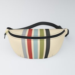 Racing Stripes Fanny Pack