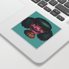 Charmaine Sticker