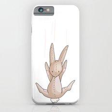Four Falling Bunnies Slim Case iPhone 6s