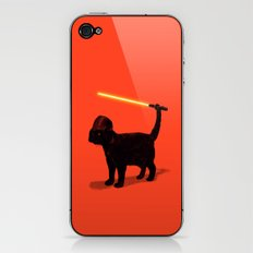Cat Vader iPhone & iPod Skin