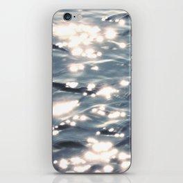 Sunlight on Ocean Water Waves iPhone Skin