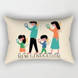 New Generation Rectangular Pillow