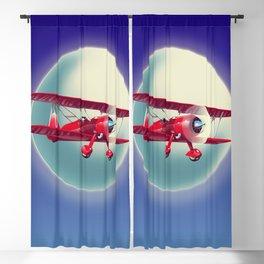 Biplane Blackout Curtain