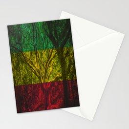 Rasta Forest Stationery Cards