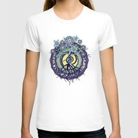buddhism T-shirts featuring Tree of Knowledge by DebS Digs Photo Art