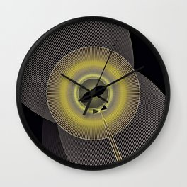 silent movies Wall Clock