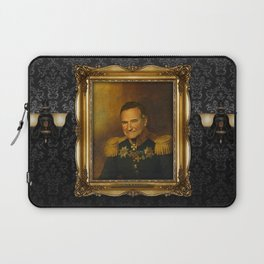 Robin Williams - replaceface Laptop Sleeve