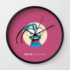 Tony the Beetle Wall Clock
