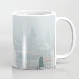 Cold Mornings over Prague Coffee Mug