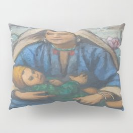 Mother and Child 2 Pillow Sham