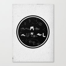TIME TUNNEL Canvas Print