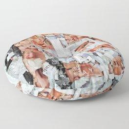 LEELOO THE FIFTH ELEMENT Floor Pillow