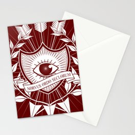 New Order of the Ages Stationery Cards