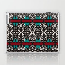 Ruby and Emerald Laptop & iPad Skin