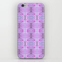 zakiaz crown chakra iPhone Skin