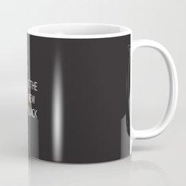 The New Black Coffee Mug