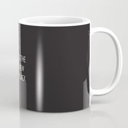 The New Black Coffee Mug