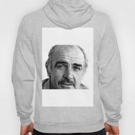 Sir Thomas Sean Connery - Legendary Scottish Actor Producer - Hollywood - Film - Television 234 Hoody