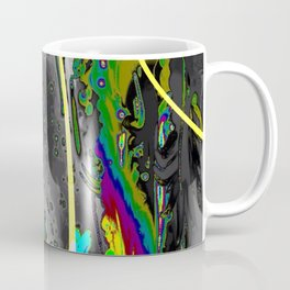 Never Ending,neon Coffee Mug