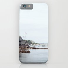 Massachusetts Fishing Village iPhone 6 Slim Case