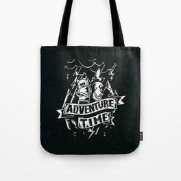 Adventure rain Tote Bag