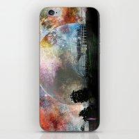 infinite iPhone & iPod Skins featuring Infinite by J.Lauren