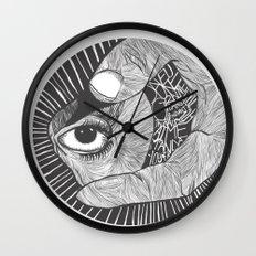 un œil andalou Wall Clock