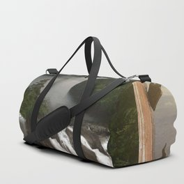 The Story of Earth Duffle Bag