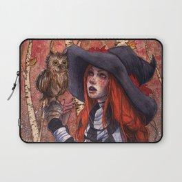 Autumn Witch Laptop Sleeve