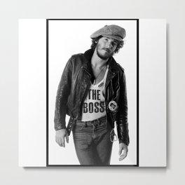 The Boss Metal Print