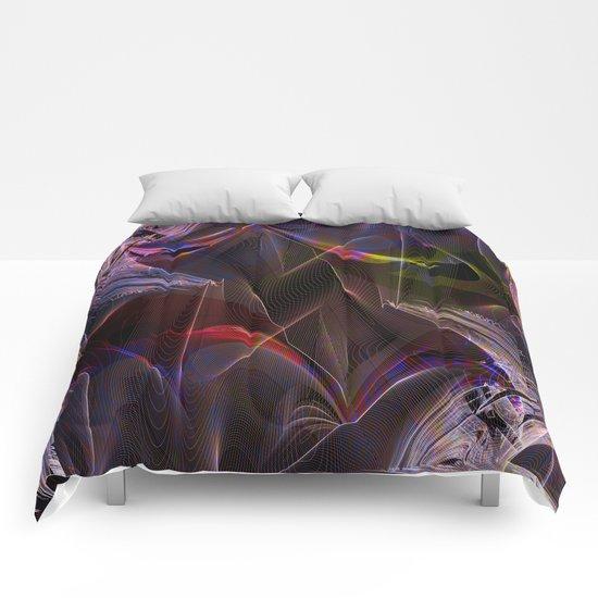 wonder over night Comforters