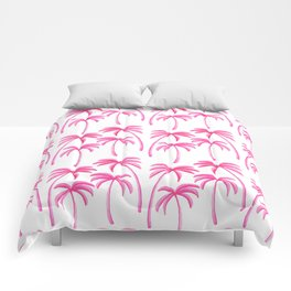 Dreamy Island Vacation Comforters