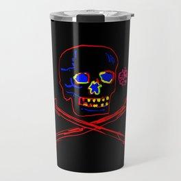 Los Muertos ^ 005 ^ Skull art Travel Mug
