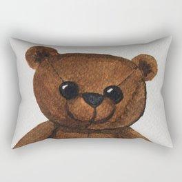 Stare bear. Rectangular Pillow