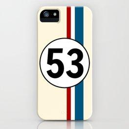 Herbie iPhone Case