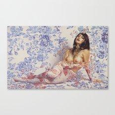 Cherish Canvas Print