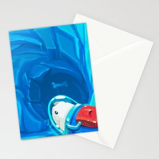 Deep End Stationery Cards