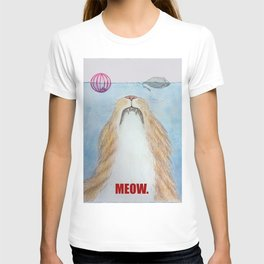 Meows. T-shirt