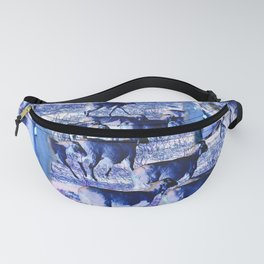 Dancing with Sheep Fanny Pack
