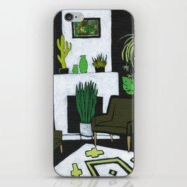 The Green Room iPhone Skin