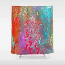 hiya Shower Curtain