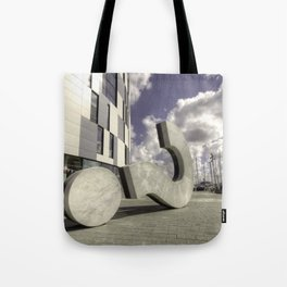 The Question is ..?  Tote Bag