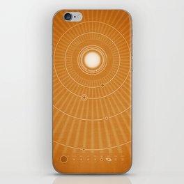 Solar System Hot iPhone Skin