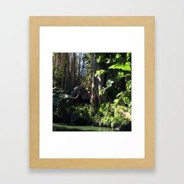 Jungle Cruse Framed Art Print