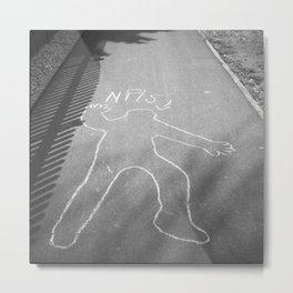 Nils Metal Print