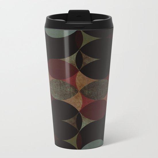 Circles V Metal Travel Mug
